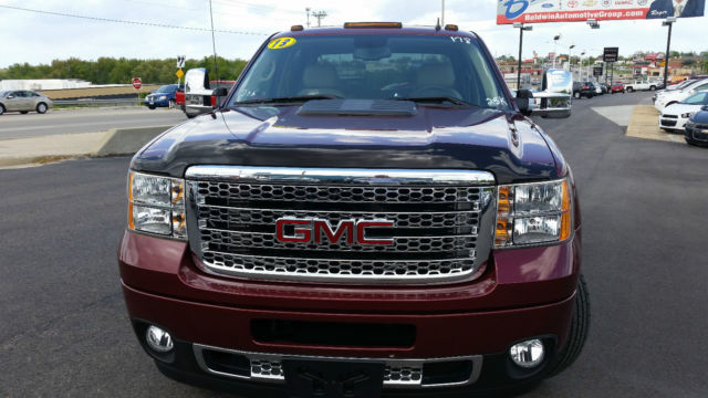Used 2013 Gmc 3500 Denali Diesel Dually For Sale
