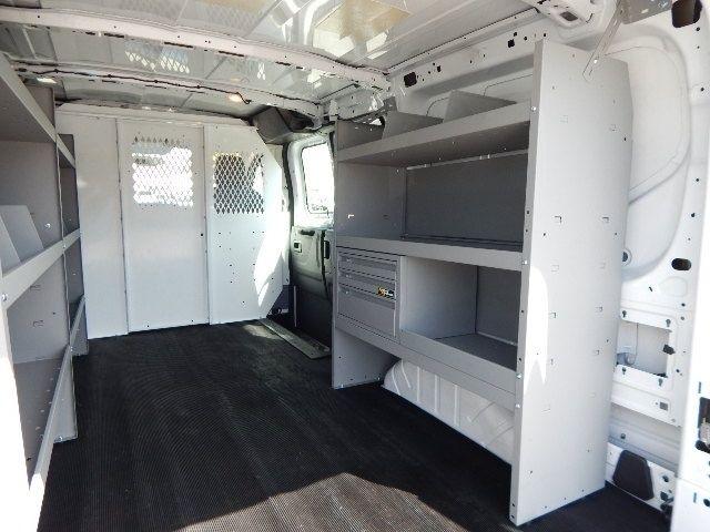Used 2015 Ford Transit 250 Cargo Van Low Roof Bin Package ...