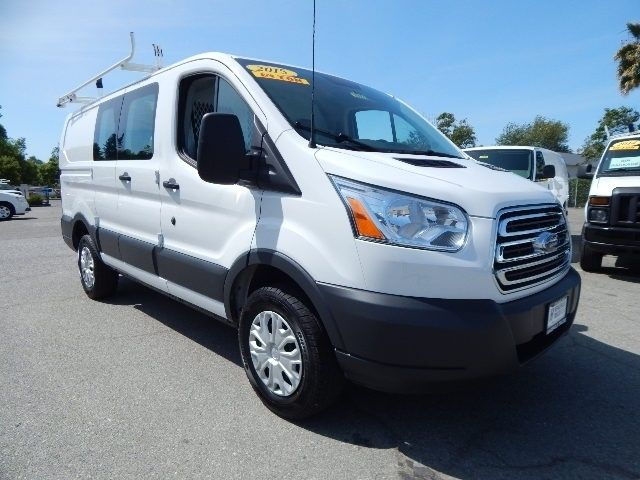 Used 2015 Ford Transit 250 Cargo Van Low Roof Bin Package