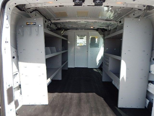 Used 2015 Ford Transit 250 Cargo Van Low Roof Bin Package