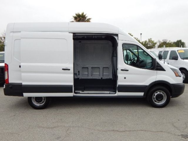 used 2015 ford transit 250 long wheel base high roof cargo van 3 7l v 6 gas. Black Bedroom Furniture Sets. Home Design Ideas