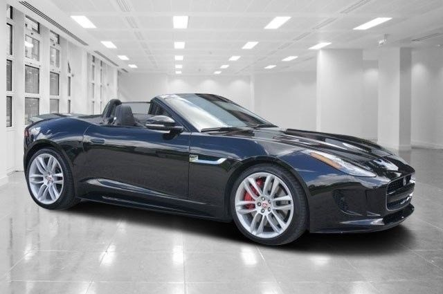 Used 2016 Jaguar F Type R Convertible 550 Hp Supercharged Sport Active Exhaust
