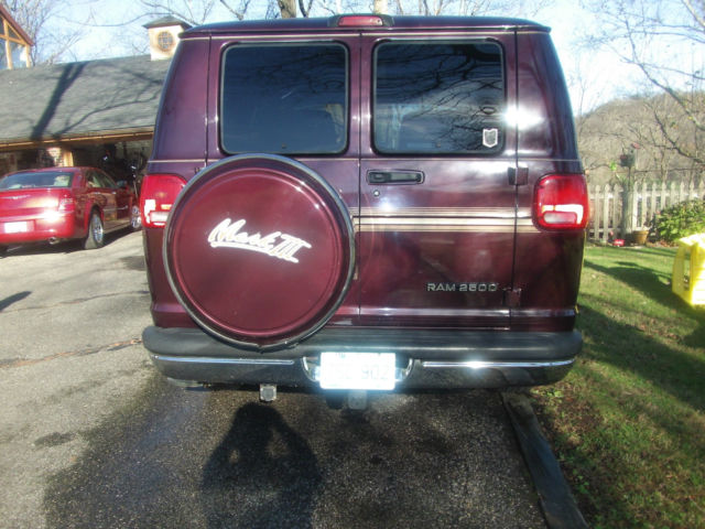 1997 dodge ram van 2500 specifications and standard html autos weblog. Black Bedroom Furniture Sets. Home Design Ideas