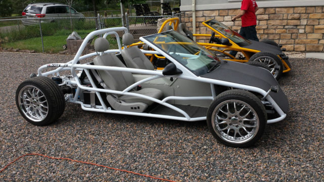 Velocity Rails Exo Car Electric Conversion