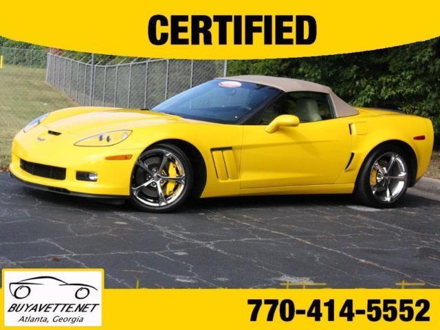 Velocity Yellow Corvette Buyavette Inc Atlanta - Buyavette car show