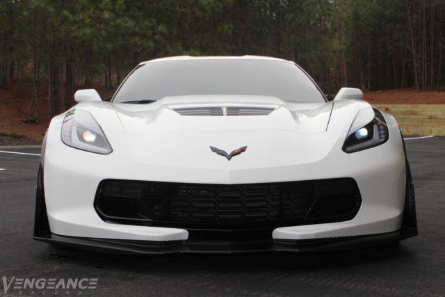 Vengeance Racing 1100RWHP 2015 Chevrolet Corvette C7 Z06