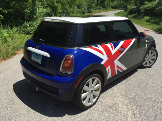 Very Cool Unique Mini Cooper S Custom Wrapped In The