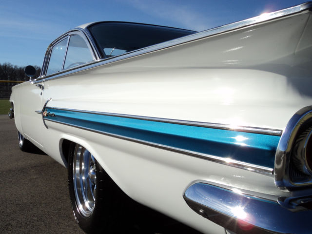 Very slick chevy impala 350 700r4 gm 1960 55 56 57 58 59 60 61 62 63 64 65