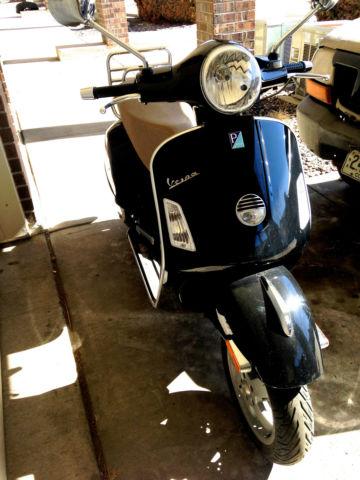 2009 vespa 250cc