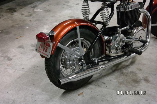 Vintage 1960's Era Mustang Bronco Motorscooter