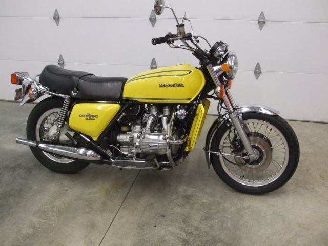 1976 goldwing 1000 wiring diagram on vintage 1976 76 honda gl 1000 gold wing gl1000 goldwing motorcycle Goldwing Paint Code Honda XR250 Wiring-Diagram