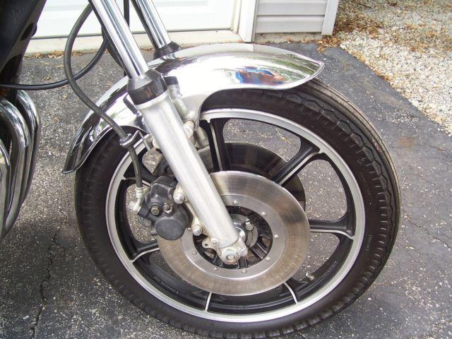 Chrome Kawasaki Kz1000 78