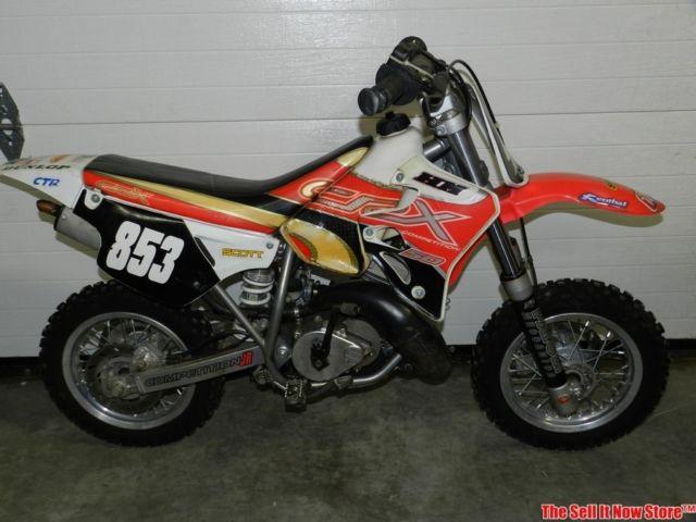 Honda 50cc Mini Dirt Bike