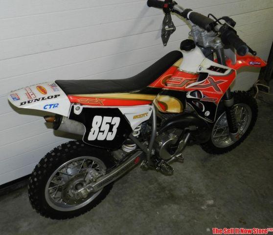 Honda Crx Dirt Bike