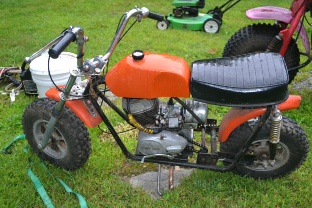 VINTAGE HODAKA ACE 100 BONANZA MINI BIKE