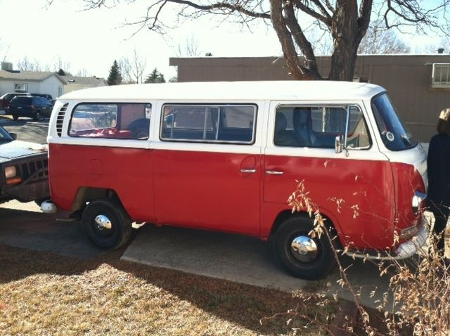 ... ATTACHING SIDE TENT***. 1969 Volkswagen Bus/Vanagon & Volkswagen: 1969 VW KOMBI BUS/VANAGON ***WITH ATTACHING SIDE TENT***