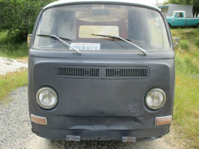 volkswagen vw 1969 kombi typ 23 bay window low light bus. Black Bedroom Furniture Sets. Home Design Ideas