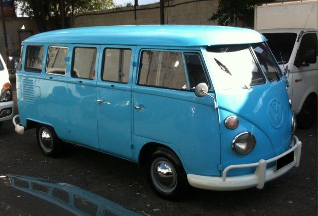 b20fec5e69 VolkswagenBus Vanagon (Samba Brazilian Kombi)
