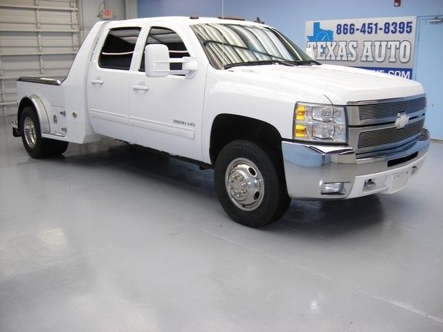 We Finance 2010 Chevrolet Silverado 3500 Ltz 4x4 Diesel