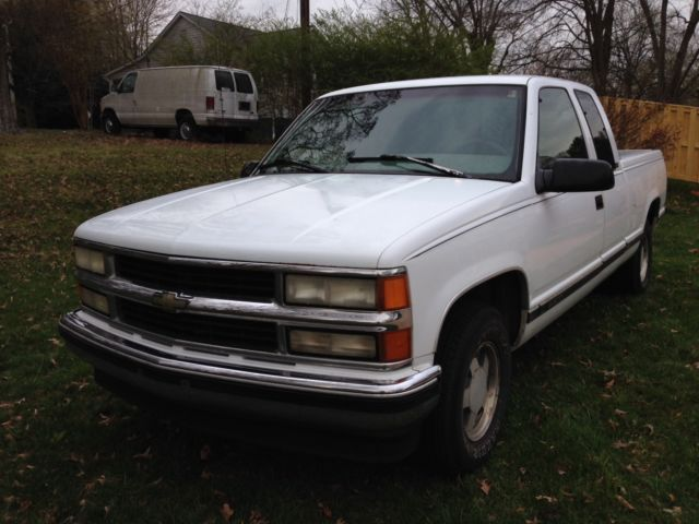 1996 chevy silverado 1500 curb weight