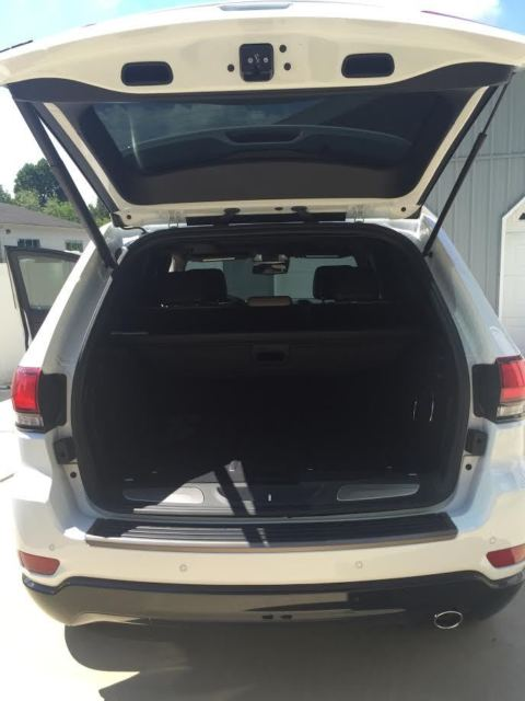 white 2016 jeep grand cherokee excellent condition 75th anniversary. Cars Review. Best American Auto & Cars Review