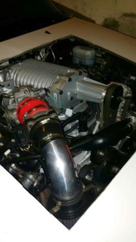 white s10 chevy blazer 2wdr with ls1 v8 supercharged corvette engine. Black Bedroom Furniture Sets. Home Design Ideas