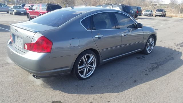 Wholesale Make Offer 2007 Infiniti M35 Grey Rwd