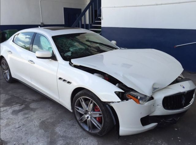 Can A Salvage Title Car Be Driven