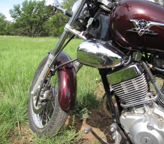 Yamaha 250 V Twin Engine For Sale: Yamaha V Star 250 Motorcycle, Virago, Cruiser, Route 66