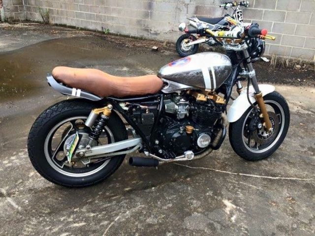 Yamaha Radian Aftermarket Exhaust