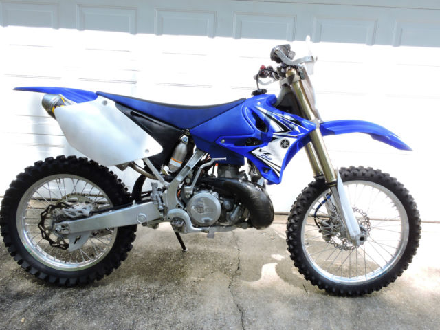 Yamaha yz250 2 stroke 2011 excellent condition rekluse fmf for Yamaha yz250 2 stroke