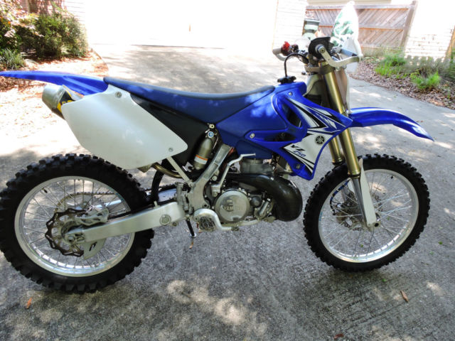 Yamaha Yz250 2 Stroke 2011 Excellent Condition Rekluse Fmf