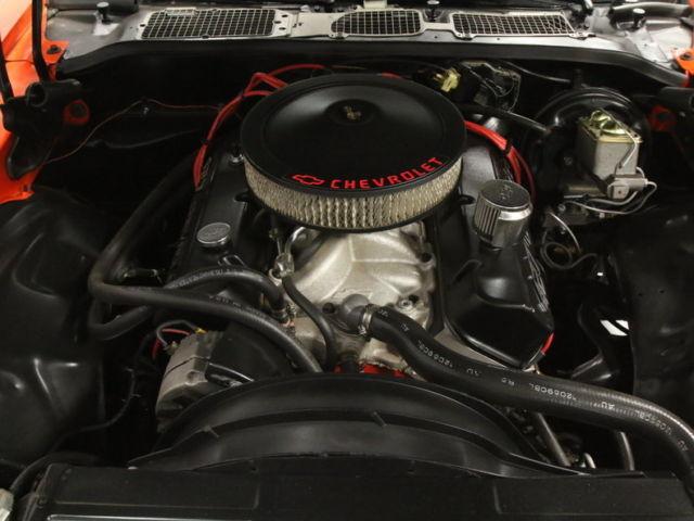ZZ427 V8 L88 CRATE, 480 HP, 4 SPD, ALUM HEADS, X-PIPE, PWR